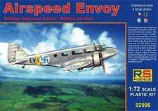 RS Models kit 1/72 Airspeed Envoy - 92098 Slight Shelf Wear