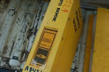 KOMATSU PC300LC PC300LHD-6L Crawler Trackhoe Excavator Parts Manual book spare