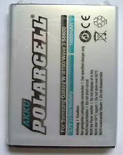 POLARCELL PC1203 3.7V 1600mAh Li-ion For SAMSUNG Galaxy W i8150 Wave 3 S8600