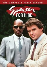 Spenser for Hire Season 1 R4 DVD The Complete First Series One