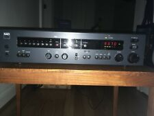 Nad 1600 Preamplifier/Tuner with Phono section and owners manual