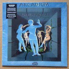 """Arcadium-respira ancora un po'- Re-Issue LP - (ancora sigillata) C/W 3 TRACK 7"""" E.P."""