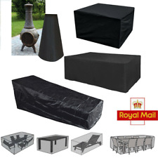 Waterproof Heavy Duty Outdoor Garden Patio Furniture Cover for Rattan Table Cube