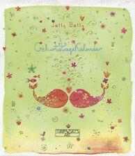 "Geburtstagskalender Turnowsky's Art ""Jelly Belly"" immerwährender Kalender OVP"