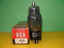Vintage RCA 6F8 G Vacuum Tube