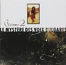 Le Mystere Des Voix Bulgares - Le Mystere Des Voix Bulgares: Volume 2 [CD]