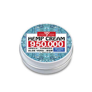 Hemp Arnica Cream 950000mg Anti-Inflammation Relieve Joint Pain Relief 60g