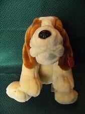 """Keel CANE SIMPLY Soft Toy Beagle? 15"""" circa con CHIGLIA IN PLASTICA TAG in buonissima condizione"""