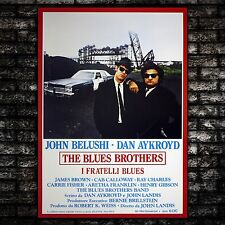 Film Poster Blues Brothers - 70x100 CM