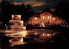 Wiesbaden  -  Kurhaus und Casino mit den Kaskadenbrunnen  -  1965