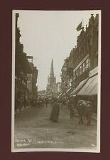 Glos Gloucestershire BRISTOL Wine St  nice street scene c1900s RP PPC Chatterton