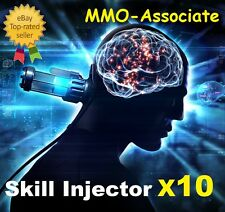 EVE online Large Skill Injector x10 | Worth 7.5 - 8 Billion isk  | PLEX