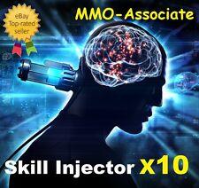 EVE online Large Skill Injector x10 | Worth 7~ Billion isk  | PLEX