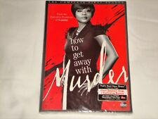 How to Get Away with Murder Complete First Season, Season One,1,DVD,New & Sealed