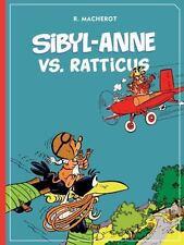 Sibyl-Anne vs. Ratticus (Sibyl-Anne)