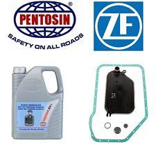 5 Liters Automatic Transmission Fluid + OEm Pan Gasket Filter kit Boxster Cayman