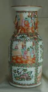 Vase, China, Porzellan, Porzellanvase, Asien, Porzellandose
