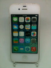 Apple iPhone 4 8GB White Camera WIFI Smart Phone GSM Unlocked AT&T,Tmobile #428