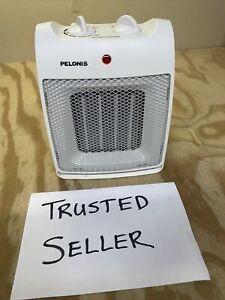 Pelonis Heater w/ Fan Setting Model NT20-12D 1500W Compact - TESTED CLEAN MINT