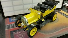 """VINTAGE 1962 FLYING DUTCHMAN ANTIQUE CAR by REMCO  18"""" LONG. BATTERY OPERATED."""