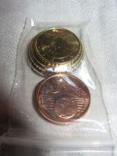 Spanien 2011 KMS, 1cent - 2 Euro, lose im Druckverschlussbeutel, Kursmünzensatz