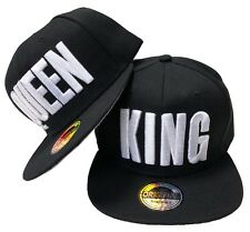 KING & QUEEN SNAPBACK USA CAP KAPPE BASECAP MÜTZE HIP HOP COOL TRUCKER CAPPY