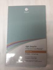 For Circa Smart Planner App Sampler Junior Size 21 Sheets Levenger 3each App