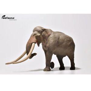 Eofauna Straight-tusked elephant model (Palaeoloxodon antiquus) - NEW