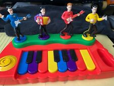 "New Listing2004 Spin Master ""The Wiggles� Dancing/Singing Keyboard Tested Works Well"