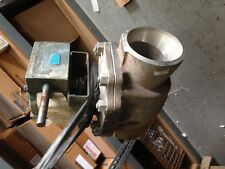 "McCanna 8"" 150# 316 Stainless Steel Butt Weld Top Entry Ball Valve Gear Operated"