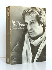 Correspondance François TRUFFAUT. 5 Continents/Hatier 1988. Avant-propos GODARD.
