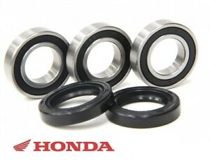 '02-'16 Honda CRF450 R Rear Wheel Bearing & Seal Kit