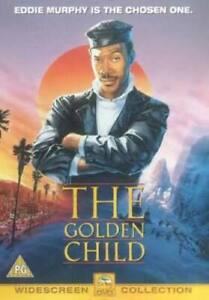 The Golden Child DVD (2001) Eddie Murphy, Ritchie (DIR) cert PG Amazing Value