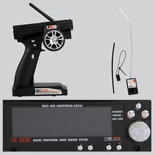 Flysky FS-GT3B 2.4G 3CH Transmitter+Receiver for RC Car Vehicle Radio Control#BR