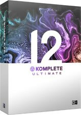 Native Instruments Komplete 12 Ultimate Production Suite Upgrade, Komplete 8+