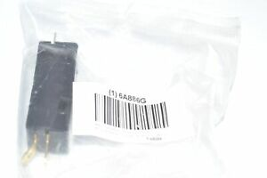 NEW 6A886 15A @ 240V Pin, Plunger Industrial Snap Action Switch; Series S