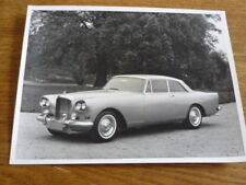 "BENTLEY S3 CONTINENTAL ""CHINESE EYE"" ORIGINAL PRESS PHOTO"