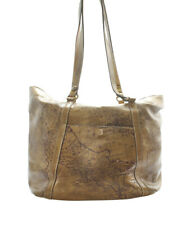 Patricia Nash Benvenuto Brown Leather Tote