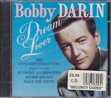 Bobby Darin - Dream Lover (CD Compilation, New, 1997)