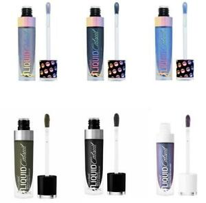 Wet N Wild MegaLast Liquid Catsuit HIGH-SHINE & METALLIC Lipstick Choose Shade