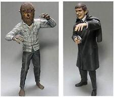 MPC 789 Dark Shadows Barnabas Vampire & Werewolf 1/8 Plastic Model Kit SPECIAL