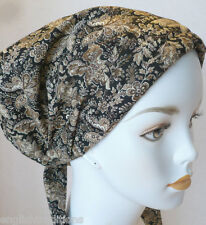 Delicate Lacey Butterfly Cancer Chemo Hair Loss Bad Hair Day Hat Scarf Head Wrap