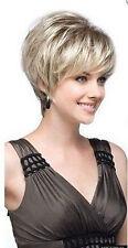 Natürliche Glatt Kurz Haar Perücken Kurze Damen mode Perücke Megan Noriko