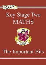 KS2 Maths: The Important Bits (Study Books),GOOD Book