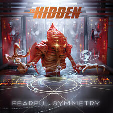 THE HIDDEN - Fearful Symmetry (NEW*SWE SPEED METAL*AGENT STEEL*EXCITER*HELSTAR)