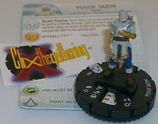 YUSUF TAZIM 003 #3 Assassin's Creed Revelations HeroClix