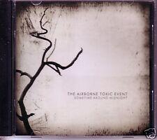 AIRBORNE TOXIC EVENT Sometime RARE EDIT PROMO CD Single Around Midnight