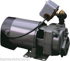 Flint Walling JHU10 1 HP Deep Well Cast Iron Convertible Jet Pump w Switch