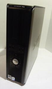 Dell Optiplex 755 (Intel Core 2 Duo 2.66GHz 1GB 250GB Win 10 Pro) Desktop PC