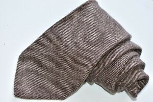"""Erredieci 55%Laine 45%Cashmere Men's Neck Tie W: 3 3/4 """" by L:61 """" made in ITALY"""